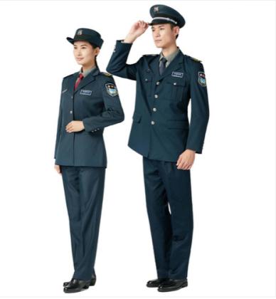 保安服定制的选用及设计要领