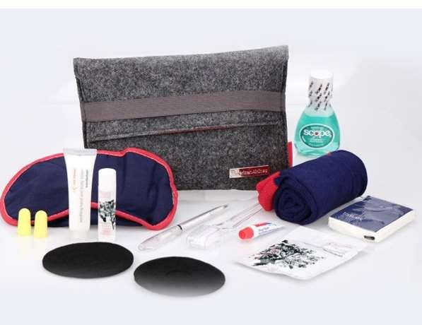 除了航空套件包 乘坐飞机时还需准备哪些小物件