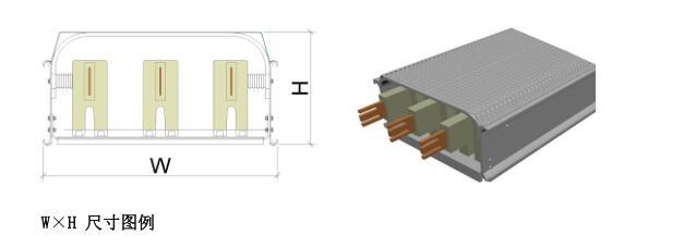 40.5kV中压母线电气规格特性