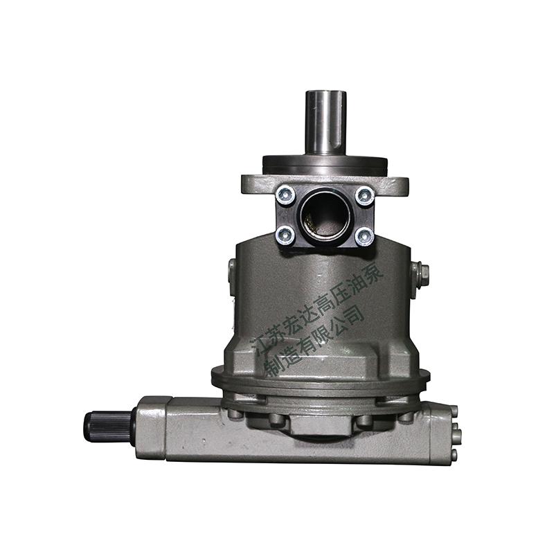 轴向柱塞泵的使用很广泛