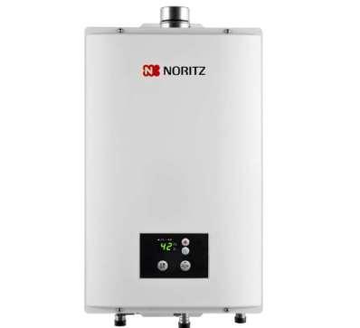上海热水器维修公司分析冷凝式与非冷凝式无水箱热水器