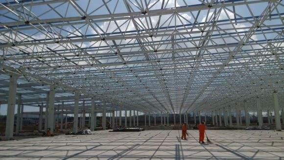 钢结构网架工程如何把控质量安全