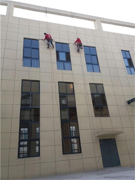 高空外墙清洗-无锡外墙清洗-焕然之新