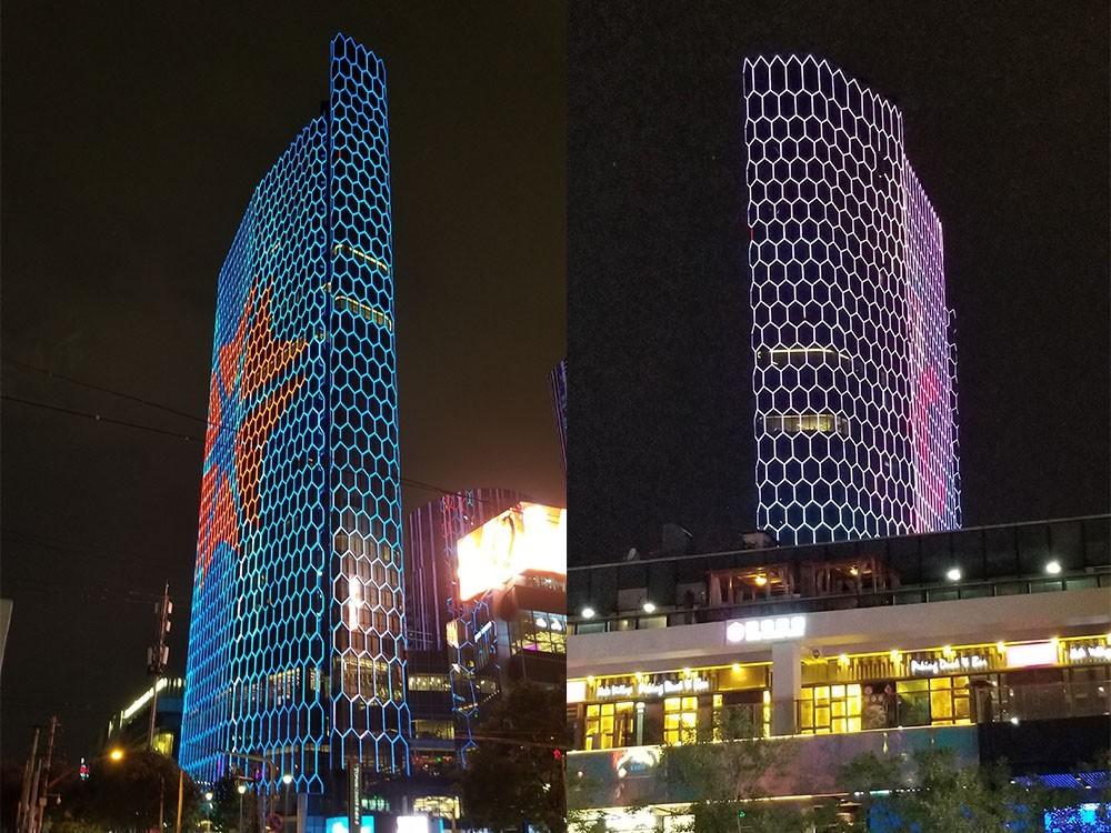 江门优质LED线条灯工程公司