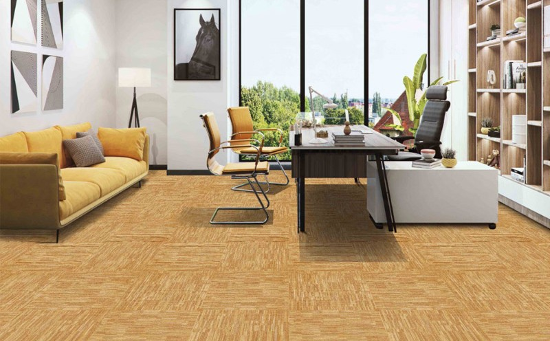 斑斕辦公地毯