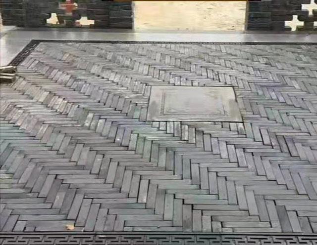 六面光切割纯黏土烧制85半砖条