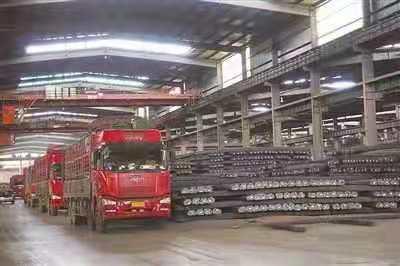钢材物流运输