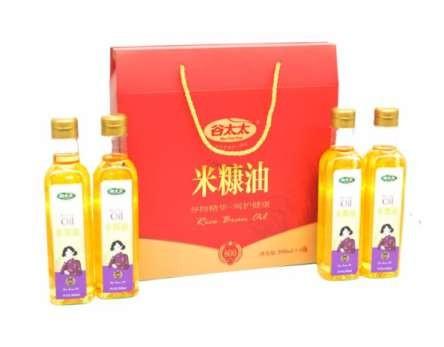 稻米油现状和发展前景说明