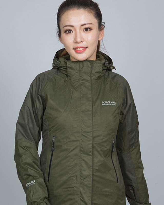 Jacket-017----军绿