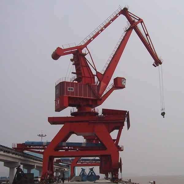 沭陽哪里有港口40噸門座式起重機值得信賴
