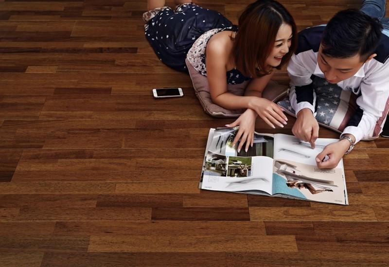 番龙眼-实木复合地板