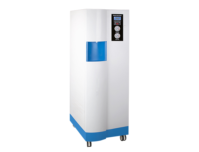 实验室专用超纯水机操作流程
