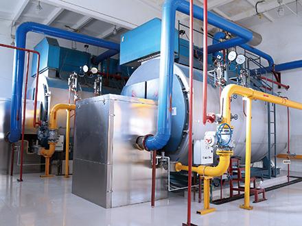 燃油燃气锅炉案例