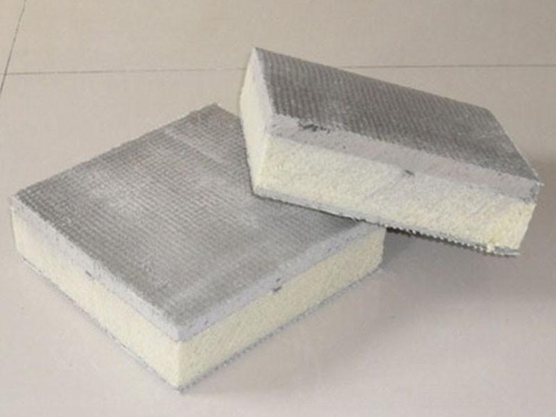 FS性复合外模板现浇混凝土保温结构体系