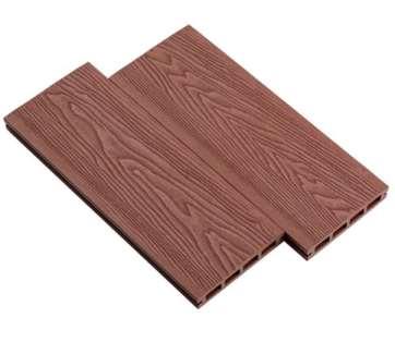 塑木地板的生产方法与流程