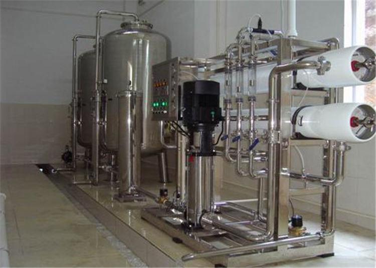 纯水机施工