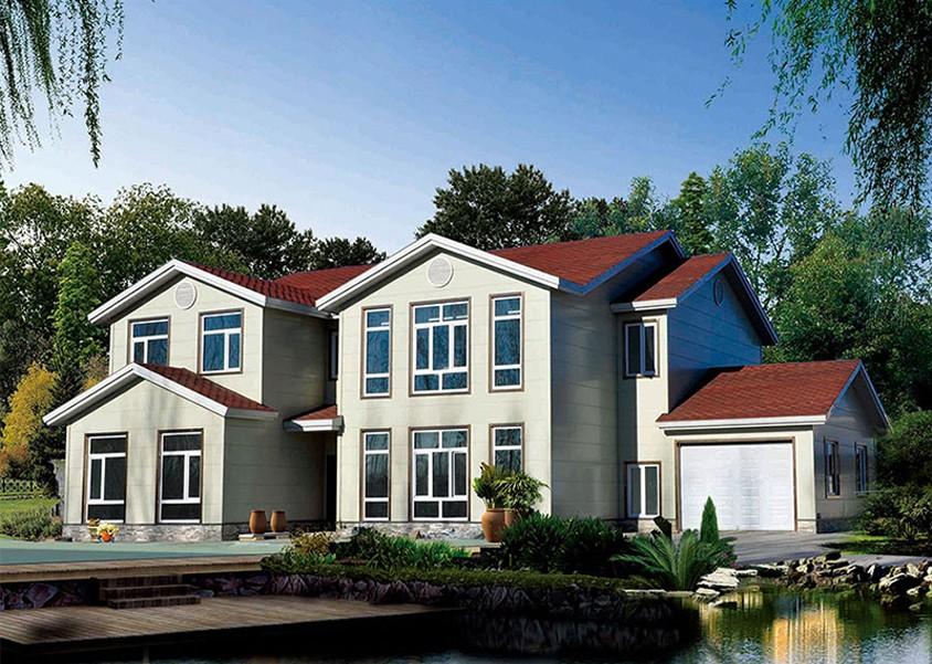 集宁轻钢装配式建筑-赤峰恒裕型钢公司-大型厂家直供