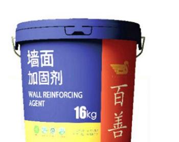 浅谈墙面加固剂的作用机理