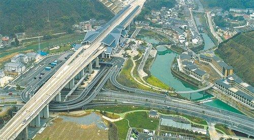 千岛湖高铁站