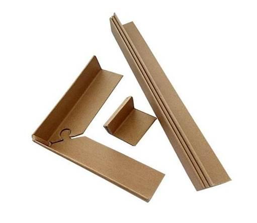 带弯型纸护角应用情况说明