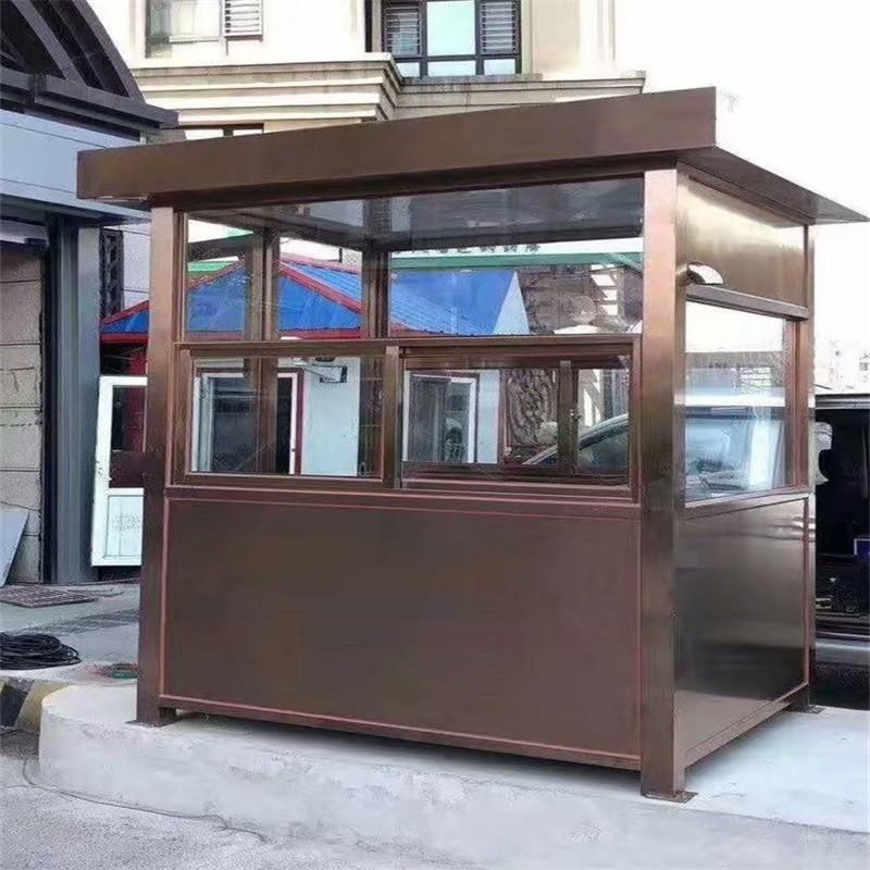 内蒙古停车场岗亭哪里可以做