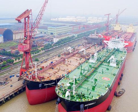 江苏新时代造船厂