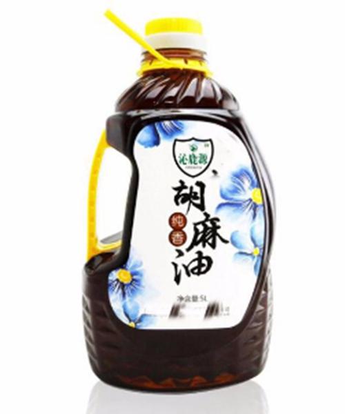 内蒙古亚麻籽油食用油的价值所在!