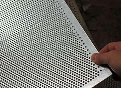 不锈钢冲孔网在化工业的重要性