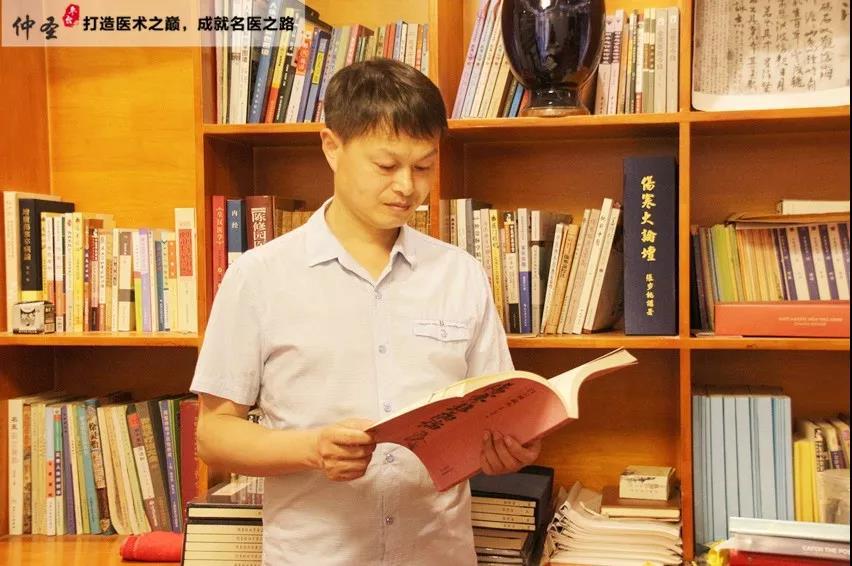 涂华新:传承经方,跨越千年的断层