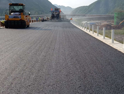 宁波沥青摊铺工程