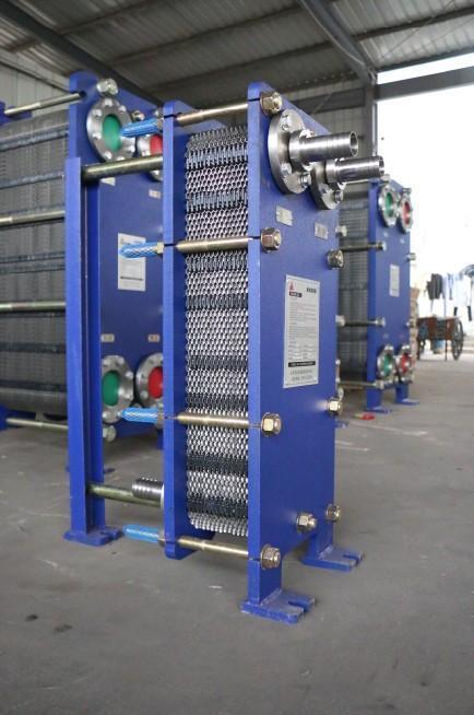 专业厂家告诉你可拆式板式换热器的材料选择