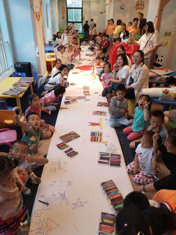 儿童创意绘画加盟为什么可以让成功变得更加的容易