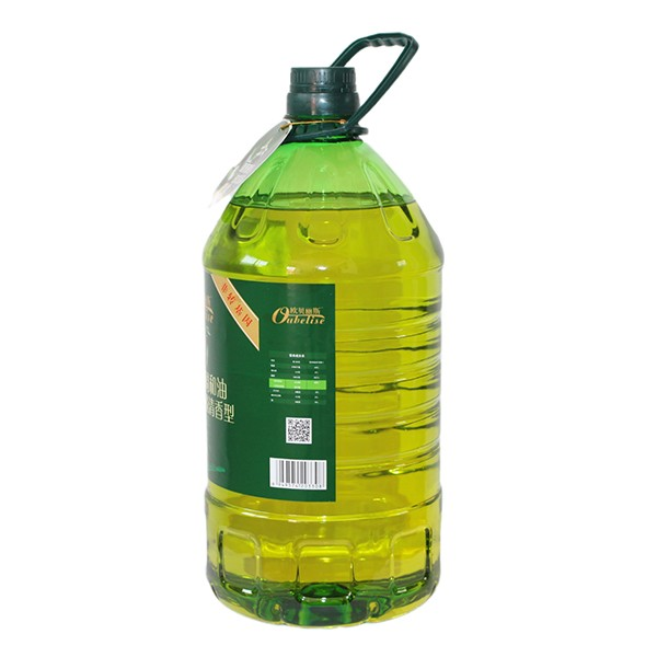 食用植物调和油初榨橄榄清香型5L