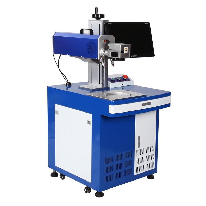 光纤静态激光打标机