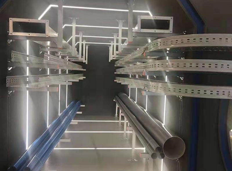 管廊支吊架生产