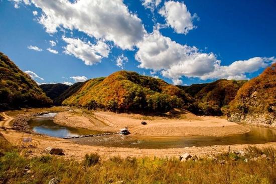 红河谷—漂流外的新玩法