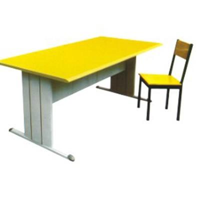工字阅览桌