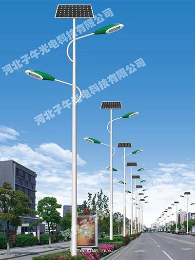 路灯杆生产厂家表述路灯杆的挑选应考虑哪些规定