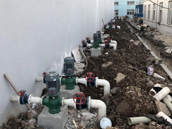 化工园区污水处理工程