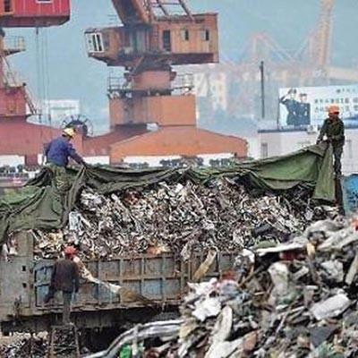 工厂里面的垃圾处理的方法