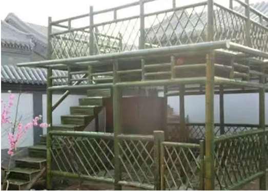 竹篱笆的维护与拆除方法说明
