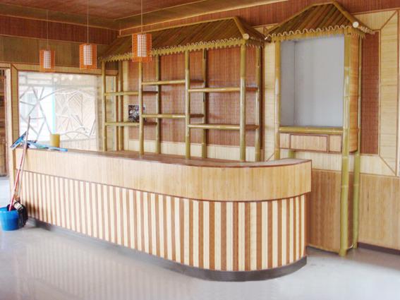 室内竹装修设计