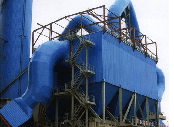 布袋除尘器在生产工业中起什么作用?