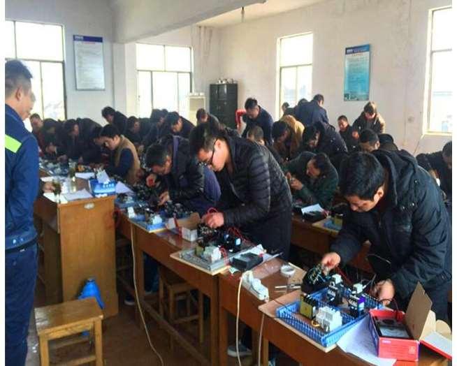 芜湖电工培训需要多长时间