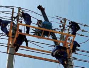电力设施抢修