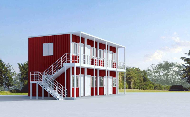 集装箱房的优点反映在哪几个方面
