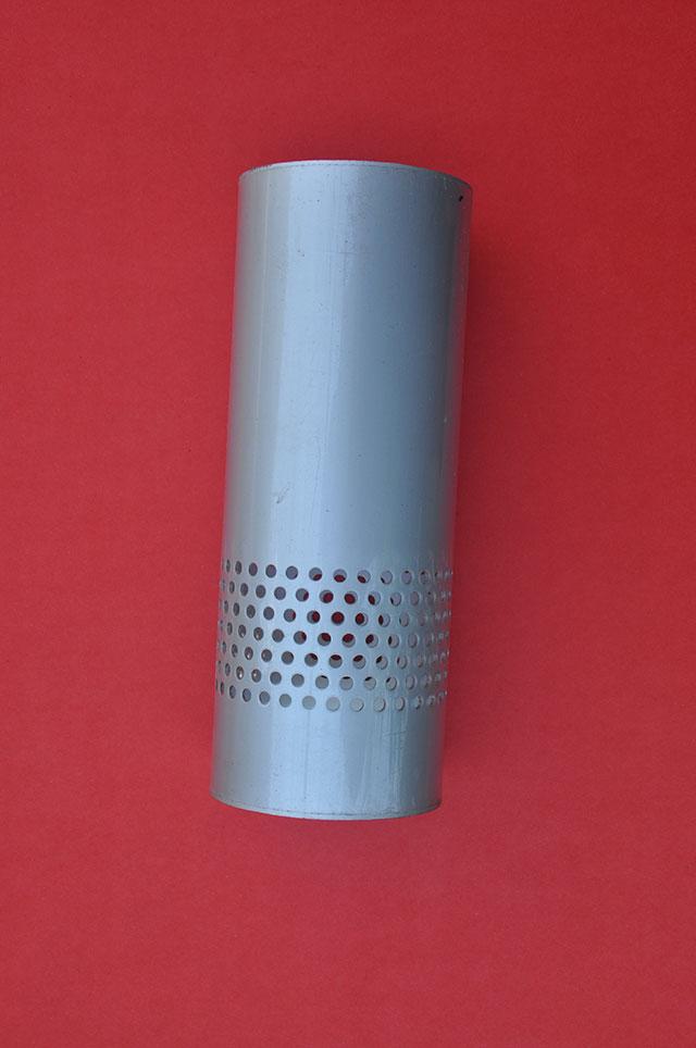 冲孔铝管生产