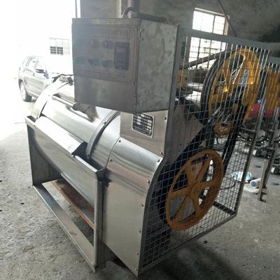 厂家直销大型工业滚筒洗衣机XGQ-15F全自动洗衣机 洗涤设备洗衣机