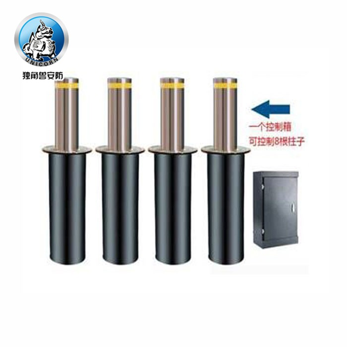 液压升降柱的工作原理