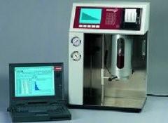 实验室台式颗粒计数器